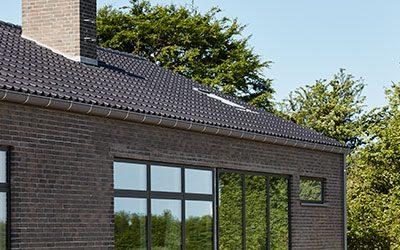 Arkitekttegnet villa, Mårslet